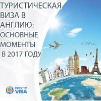 Туристическая виза в Англию/Британию/Великобританию для украинцев